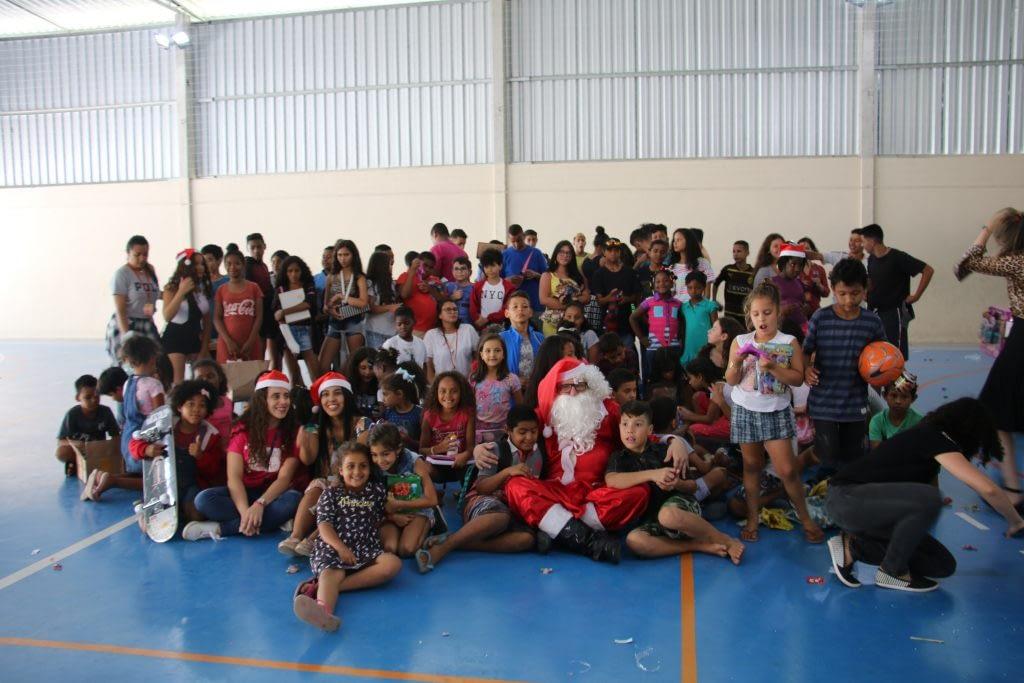 Campanha de Natal do Instituto Nexxera beneficiará 120 crianças